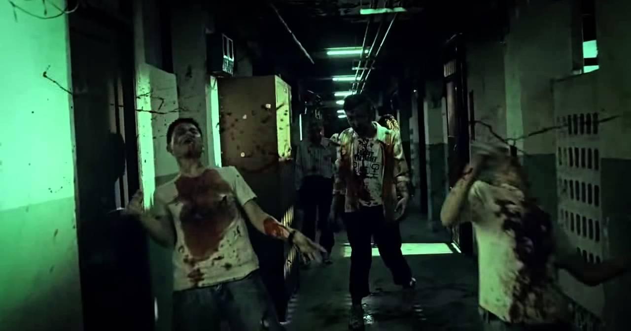 zombie fight club 2014 trailer youtube