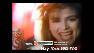 1990 Classic Commercials from Television