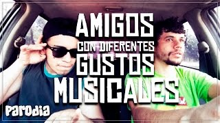 Amigos con diferentes gustos musicales   Cero904 thumbnail