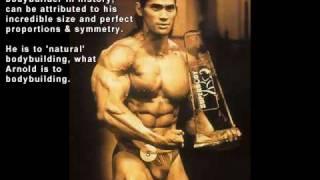 Natural Bodybuilding Legends