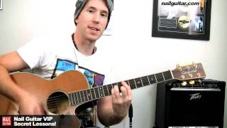 ♫♬ 'Sing' by My Chemical Romance - Guitar Lesson Pt.2 - How To Play Guitar Tutorial