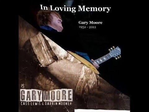 SCARS = GARY MOORE - Ball And Chain