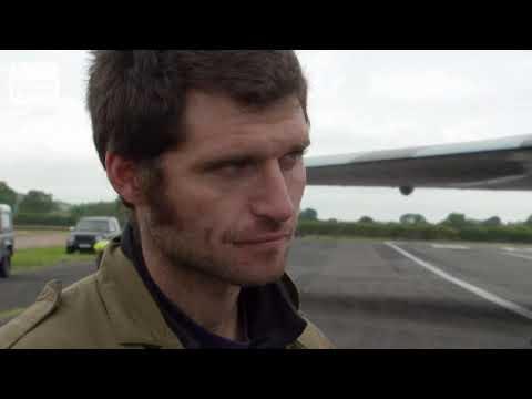 Guy Martin: Last Flight of the Vulcan Bomber Part 2