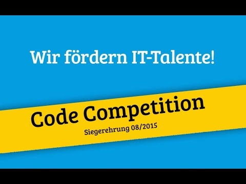 IT-Talents Code Competition 08/2015