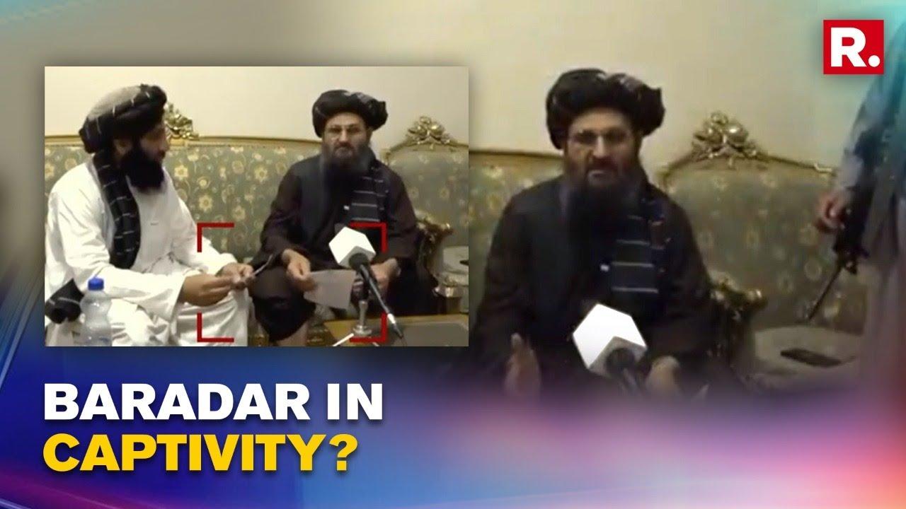 Download WATCH Mullah Baradar's Interview: Taliban Deputy PM Parrots Script Next To A Gun | Republic TV