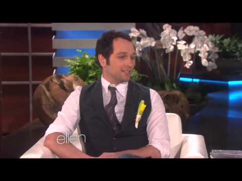 Matthew Rhys On The Ellen DeGeneres Show 2015-03-03