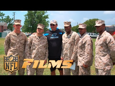 Carolina Panthers Salute to Service | NFL Films Presents