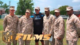 Carolina Panthers Salute to Service   NFL Films Presents