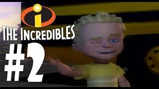 The Incredibles Let's Play Ep 2 Run Dash Run