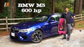 2018 BMW M5 Review - The Everyday Supercar
