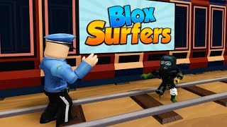 Roblox Subway Surfers - Blox Surfer New Character Gameplay