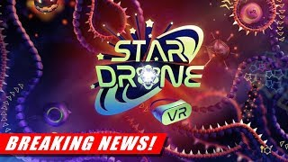 New PSVR Move Controllers?! | StarDrone VR | The Perfect Sniper Release Window