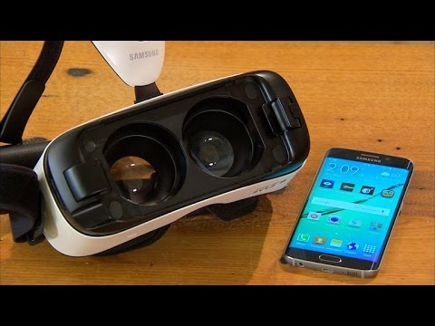 samsung virtual reality headset. samsung\u0027s new gear vr headset brings virtual reality to the galaxy s6 and edge samsung g
