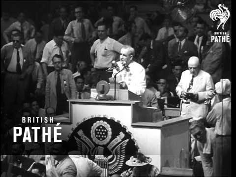 Democratic Convention AKA Truman At Democratic Convention (1948)