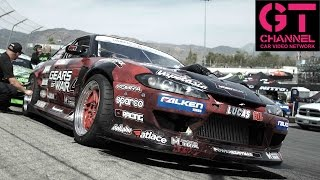 video thumbnail of Underdog Matt Field Wins Formula Drift Irwindale 2016
