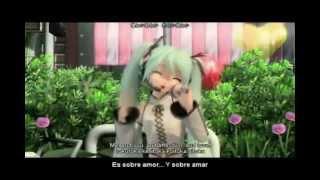 【Hatsune Miku】 Palabras De Amor 【Ai Kotoba - Español】