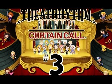 Theatrhythm Final Fantasy: Curtain Call - Part 3 - Dungeon Quest (3DS)