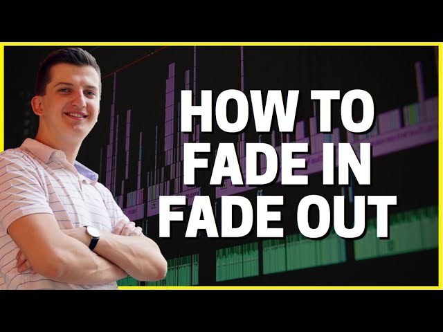How To Fade Music In and Out in Premiere Pro 2019