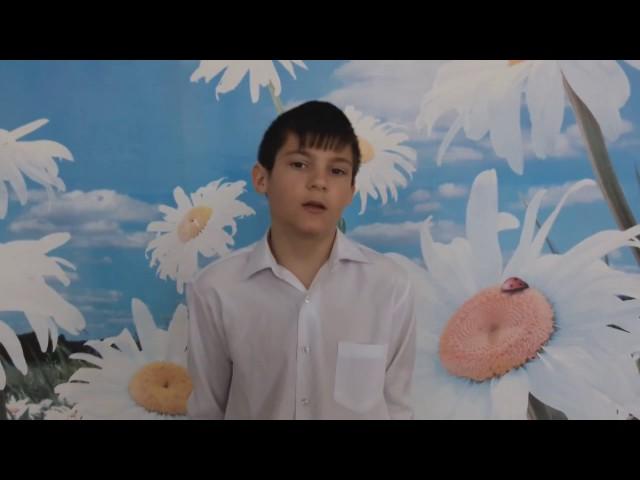 Изображение предпросмотра прочтения – ЮлияМеркушова читает произведение «Весна(Любовь земли ипрелесть года…)» Ф.И.Тютчева