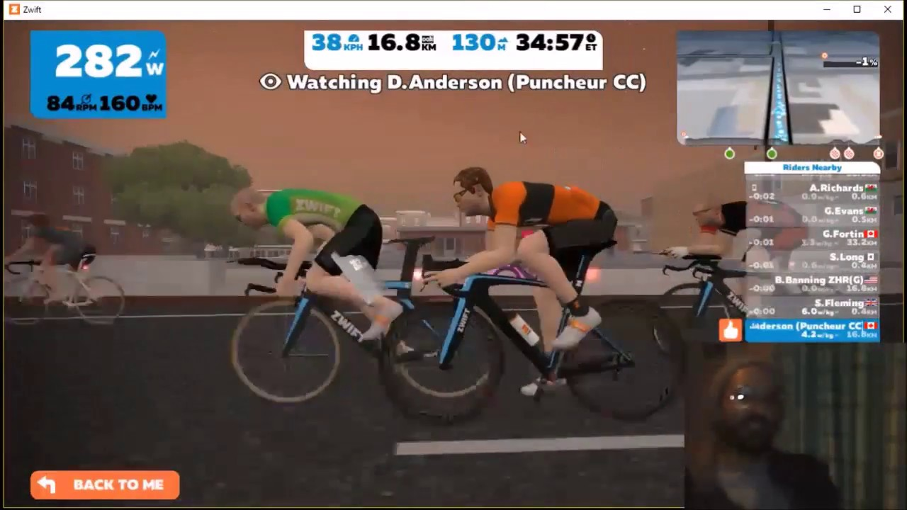 How to ride any Zwift course at any time -Zwift