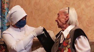 Ветераны Таджикистана прошли медосмотр на дому