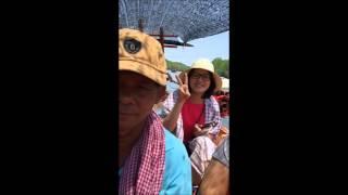 Bong Bong Kalip Our Trip Part 08 Koh Kong Prey Gong Kang 14 16 April 2016 Part 08