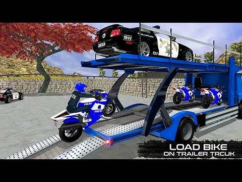 OffRoad Police Transport Truck (by The Game Storm Studios) Android Gameplay [HD]