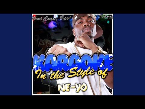 Can We Chill (In the Style of Ne-Yo) (Karaoke Version)
