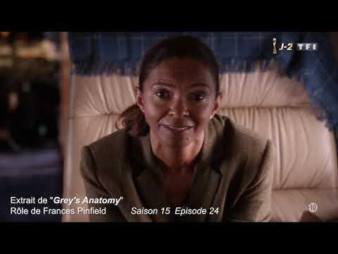 Vidéo Doublage Grey's Anatomy - Rôle de Frances