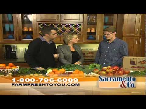 Spring Farm Tours & Organic Produce