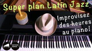 Super plan Latin-Jazz pour improviser des heures