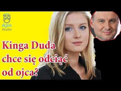 Szokująca decyzja: Żeby odciąć się od ojca! Kinga Duda wyprowadza się z Polski na stałe. from YouTube · Duration:  5 minutes 42 seconds