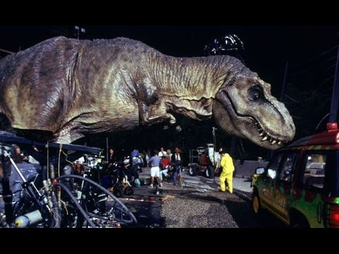 Image result for jurassic park animatronic t rex