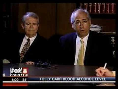 Anchor's Blood Alcohol concentration- BIG .13! legal is .08