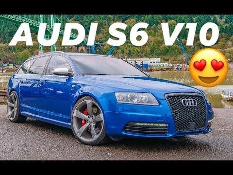 Ultimate AUDI S6 V10 5.2 FSI C6 Quattro Exhaust Sound Compilation HD