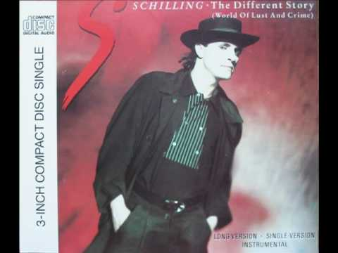 Peter Schilling - The Different Story (Long Version, 1988)