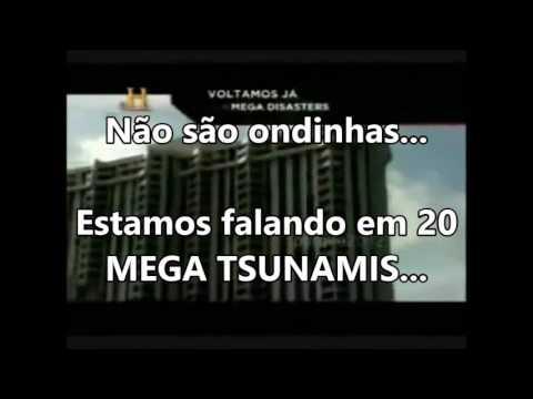 TSUNAMI QUE ATINGIRÁ O BRASIL E PARTE DO MUNDO.