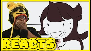 The worst thing that's ever happened to me | Jaiden Animations | AyChristene Reacts