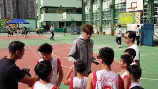 Publication Date: 2018-11-29 | Video Title: 五邑40年校慶 籃球比賽 聖若瑟vs 官塘官立 part1