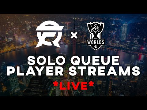 (Day 4!) FlyQuest Player Streams on The Chinese Super Server (China Solo Queue)