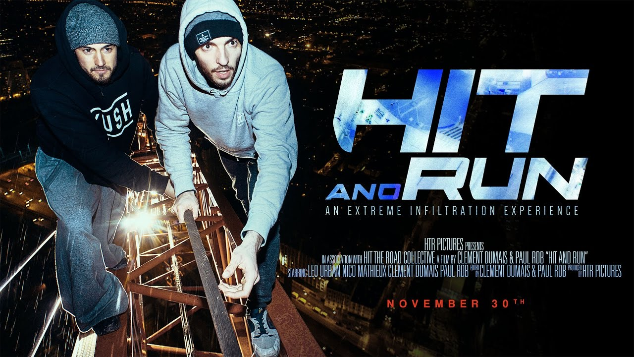 Hit & Run - An Extreme Infiltration Experience