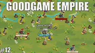 [RO].Goodgame Empire în Română #12 Inceputuri noi!
