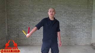 Hướng dẫn loan côn cơ bản dễ hiểu - Mr. Huy Côn [VIDEO 42]