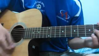 Đừng Xóa Tên Anh - Toàn Đoàn Guitar Cover