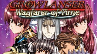 CGRundertow GROWLANSER: WAYFARER OF TIME for PSP Video Game Review