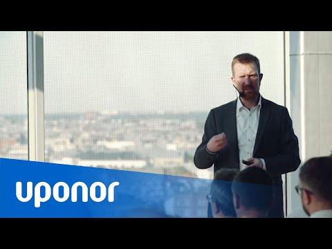 "Uponor conference 2018, V. Kyytsönen ""BIMify Uponor - Building innovation"""