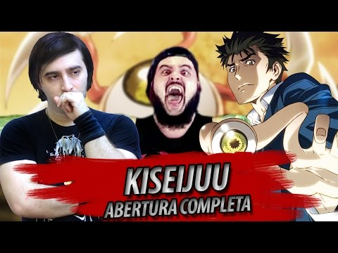 "KISEIJUU abertura COMPLETA em português: ""Let Me Hear"" (part. METALEIRO)"