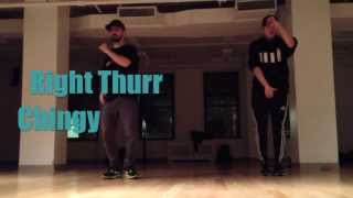 Right Thurr (Chingy) - Choreography By Carlos Neto - Broadway Dance Center