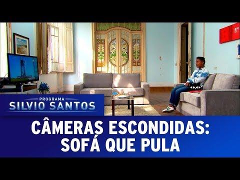 Sofá que Pula - Nasa Couch Prank   Câmeras Escondidas (12/11/17)