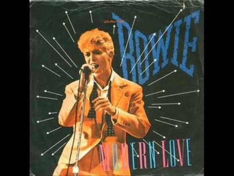 David Bowie-Modern Love 1983 - Original Version LP (Extended)